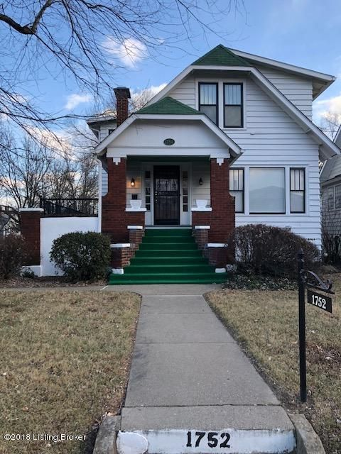 Single Family Home for Rent at 1752 Shady Lane 1752 Shady Lane Louisville, Kentucky 40205 United States