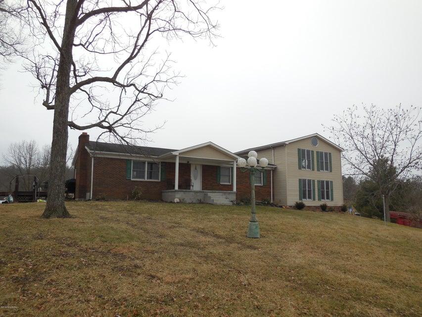 Single Family Home for Sale at 709 Jonesville Mill Road 709 Jonesville Mill Road Magnolia, Kentucky 42757 United States