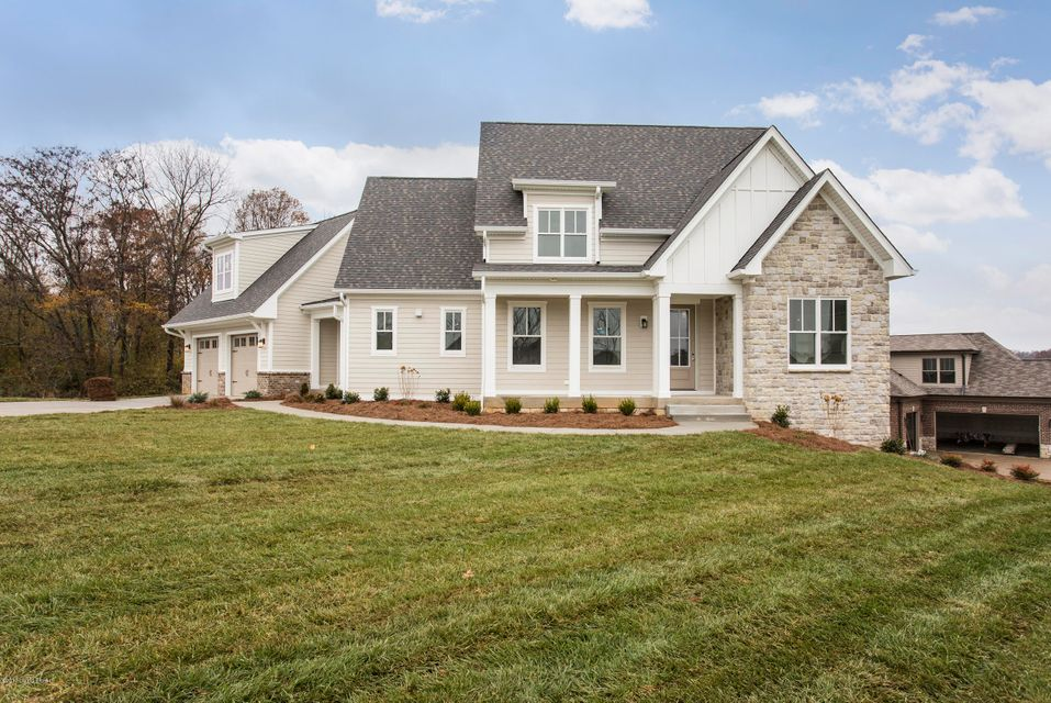 Single Family Home for Sale at 5916 Brentwood Drive 5916 Brentwood Drive Crestwood, Kentucky 40014 United States