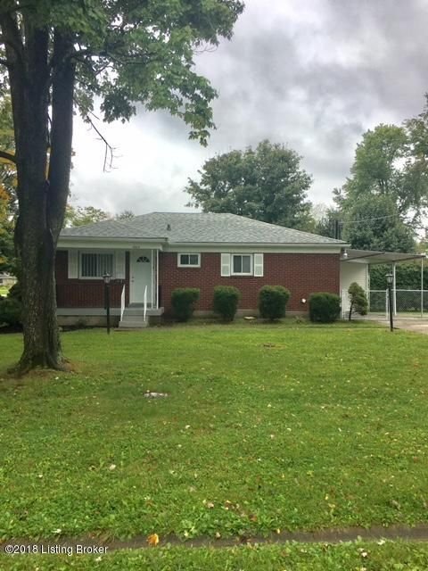 Single Family Home for Rent at 1604 Louise Avenue 1604 Louise Avenue Louisville, Kentucky 40216 United States