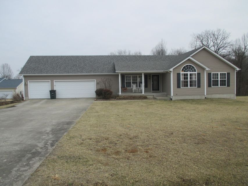Single Family Home for Sale at 382 Majestic Way 382 Majestic Way Cecilia, Kentucky 42724 United States