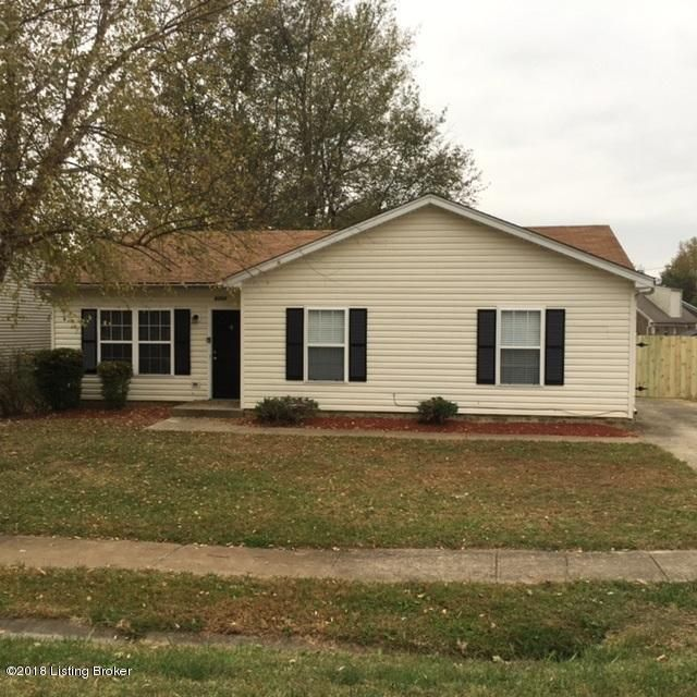 Single Family Home for Rent at 6304 Price Road 6304 Price Road Louisville, Kentucky 40229 United States