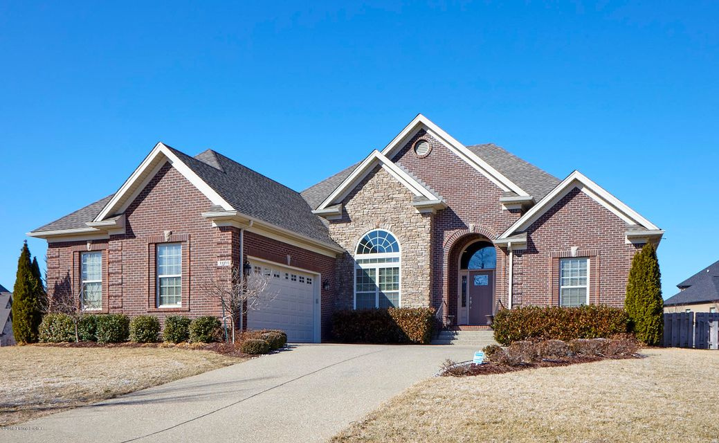 Single Family Home for Sale at 11111 Pebble Creek Drive 11111 Pebble Creek Drive Louisville, Kentucky 40241 United States