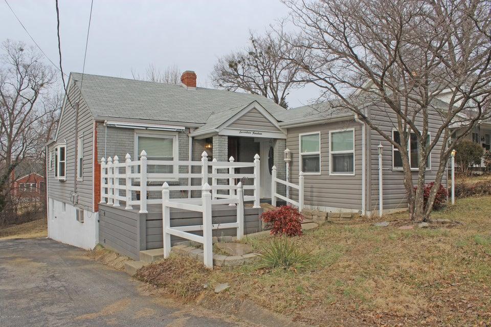 Single Family Home for Sale at 1719 O'Daniel Avenue 1719 O'Daniel Avenue Louisville, Kentucky 40213 United States