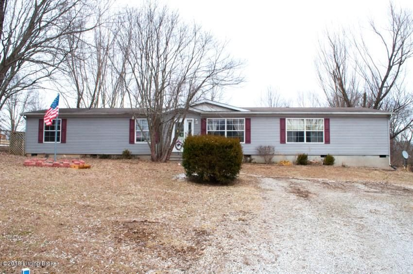 Single Family Home for Sale at 180 summit Drive 180 summit Drive Campbellsburg, Kentucky 40011 United States