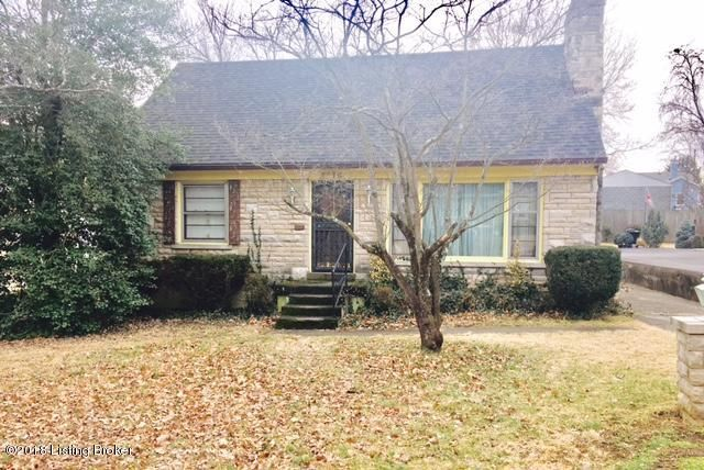 Single Family Home for Sale at 2816 Greenup Road 2816 Greenup Road Louisville, Kentucky 40217 United States