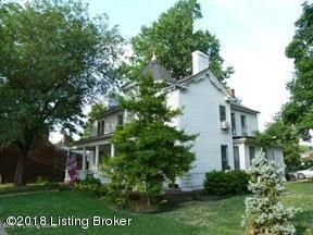 Single Family Home for Sale at 509 N THIRD Street 509 N THIRD Street Bardstown, Kentucky 40004 United States