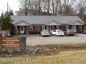 Multi-Family Home for Sale at 108 Colonial 108 Colonial Bloomfield, Kentucky 40008 United States