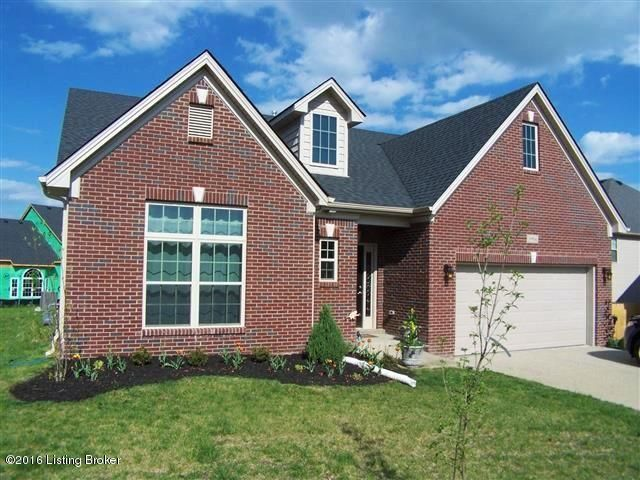 Single Family Home for Sale at 16904 Carabiner Court 16904 Carabiner Court Louisville, Kentucky 40245 United States