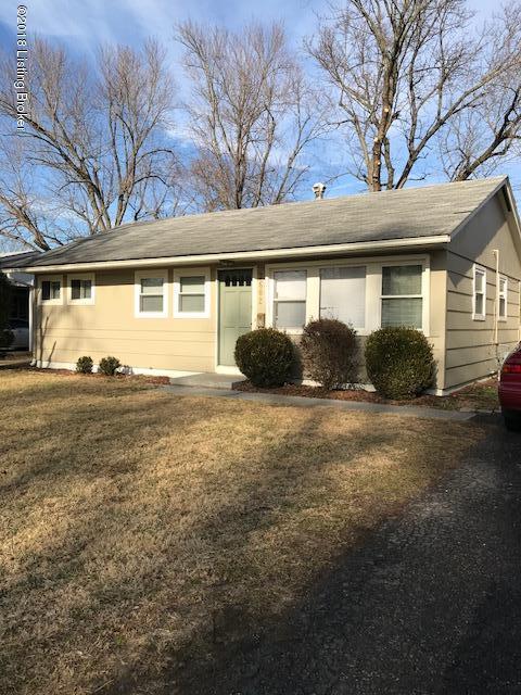 Single Family Home for Sale at 3602 Stanton Blvd 3602 Stanton Blvd Louisville, Kentucky 40220 United States