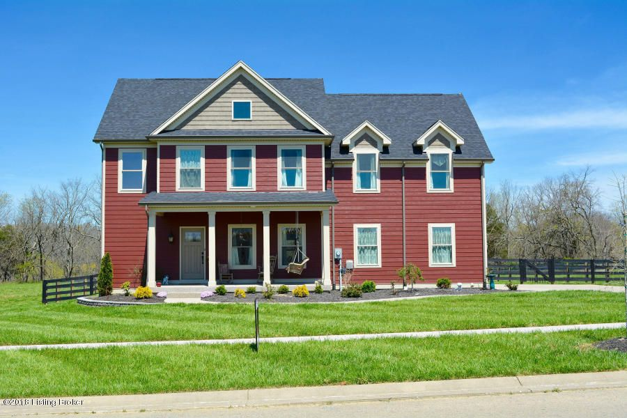 Single Family Home for Sale at 4800 Deer Creek Place 4800 Deer Creek Place Smithfield, Kentucky 40068 United States