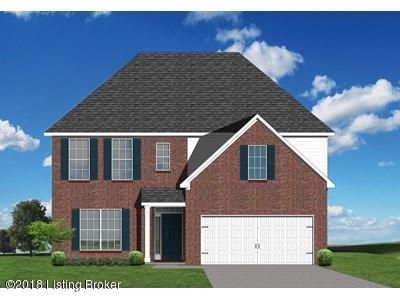 Single Family Home for Sale at 18210 Hickory Woods Place 18210 Hickory Woods Place Louisville, Kentucky 40023 United States