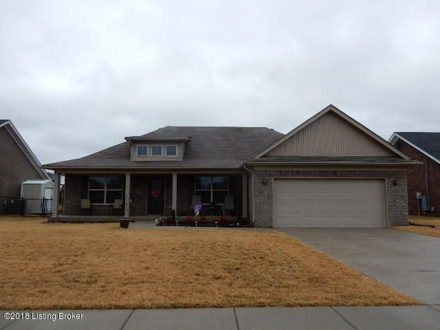 Single Family Home for Sale at 166 Teal Court 166 Teal Court Shepherdsville, Kentucky 40165 United States