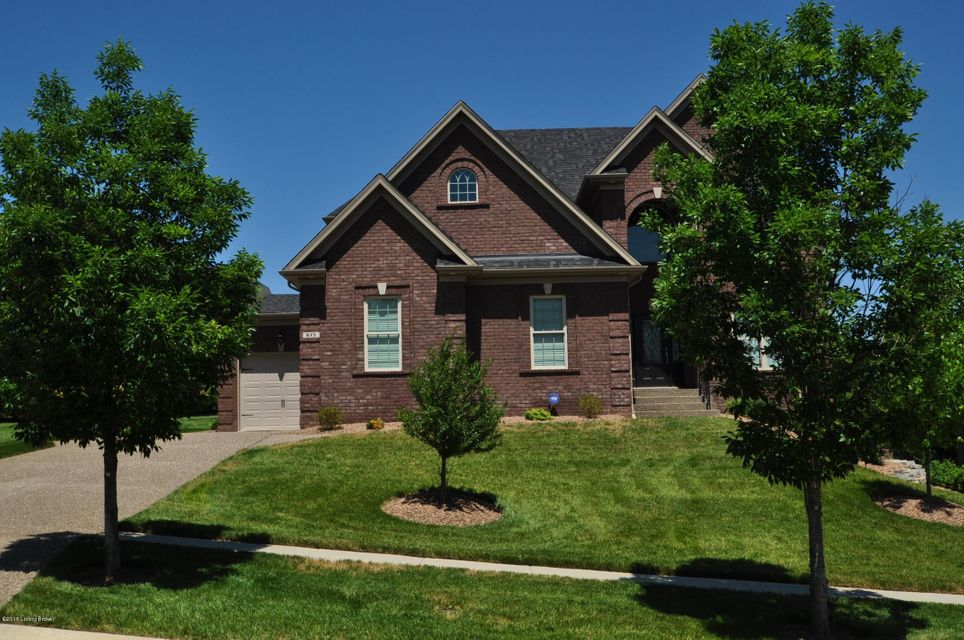 Single Family Home for Sale at 615 Locust Creek Blvd 615 Locust Creek Blvd Louisville, Kentucky 40245 United States
