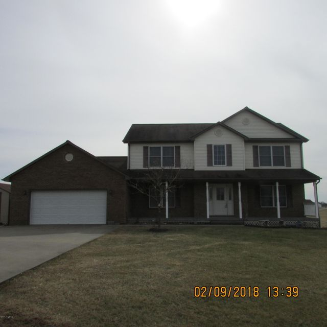 Single Family Home for Sale at 270 Chase Lake Road 270 Chase Lake Road Rineyville, Kentucky 40162 United States