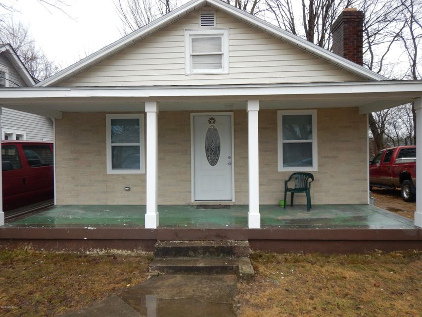 Single Family Home for Sale at 335 Plaza Avenue 335 Plaza Avenue Louisville, Kentucky 40218 United States