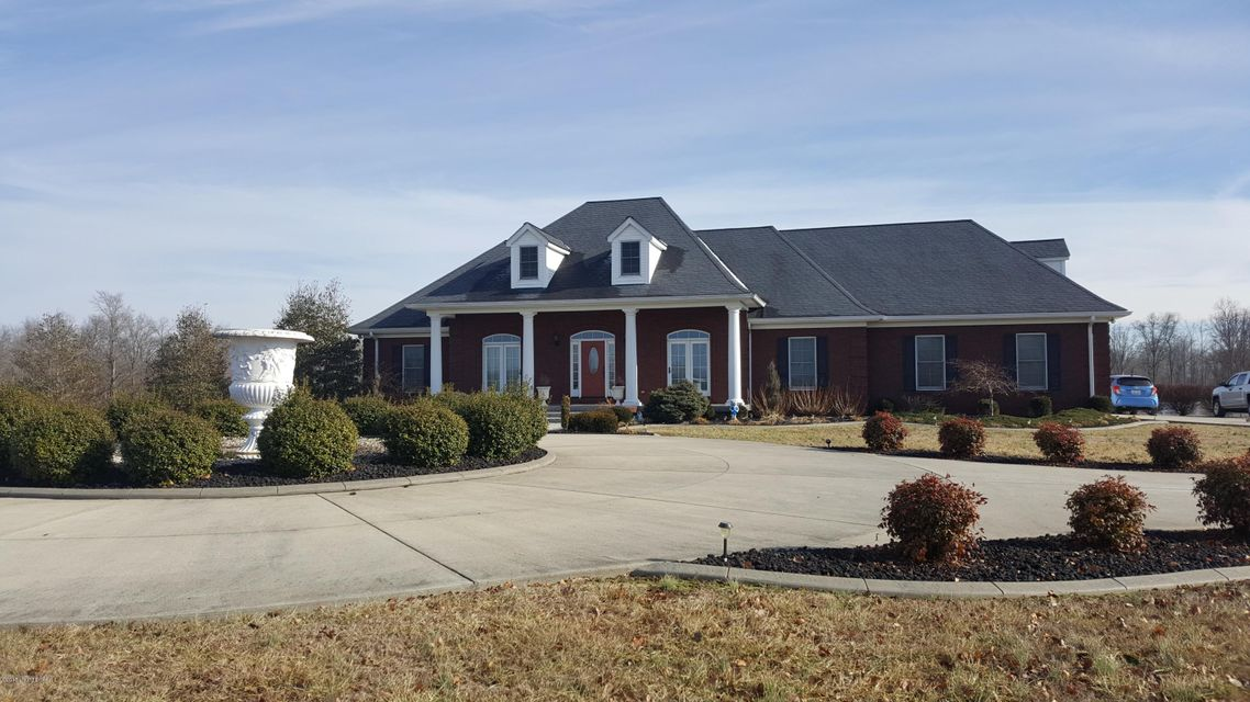 Single Family Home for Sale at 2938 Lyons Station Road 2938 Lyons Station Road New Haven, Kentucky 40051 United States
