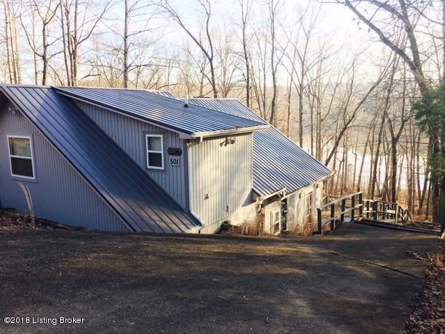Single Family Home for Sale at 501 Basham Blvd 501 Basham Blvd Cub Run, Kentucky 42729 United States