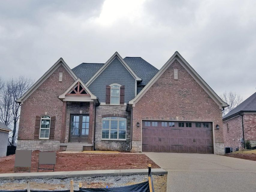 Single Family Home for Sale at 5411 River Rock Drive 5411 River Rock Drive Louisville, Kentucky 40241 United States