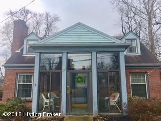 Single Family Home for Sale at 438 Hillcrest Avenue 438 Hillcrest Avenue Louisville, Kentucky 40206 United States