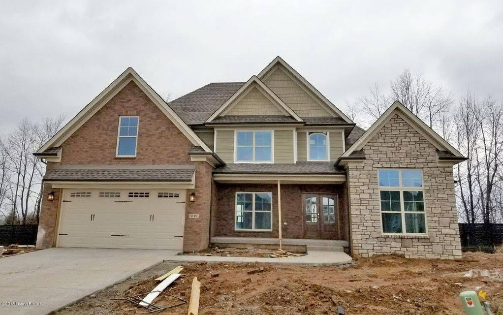 Single Family Home for Sale at 5403 River Rock Drive 5403 River Rock Drive Louisville, Kentucky 40241 United States