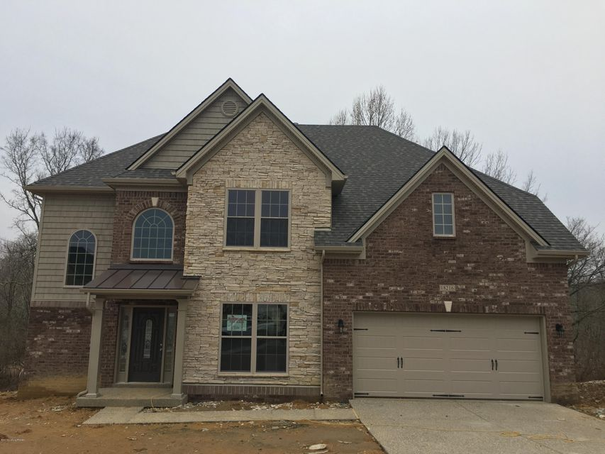 Single Family Home for Sale at 18216 Hickory Woods Place 18216 Hickory Woods Place Fisherville, Kentucky 40023 United States
