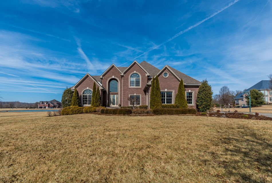 Single Family Home for Sale at 15500 Crystal Valley Way 15500 Crystal Valley Way Louisville, Kentucky 40299 United States