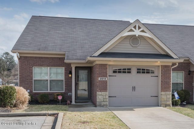 Condominium for Sale at 3914 Saint Edwards Drive 3914 Saint Edwards Drive Jeffersontown, Kentucky 40299 United States