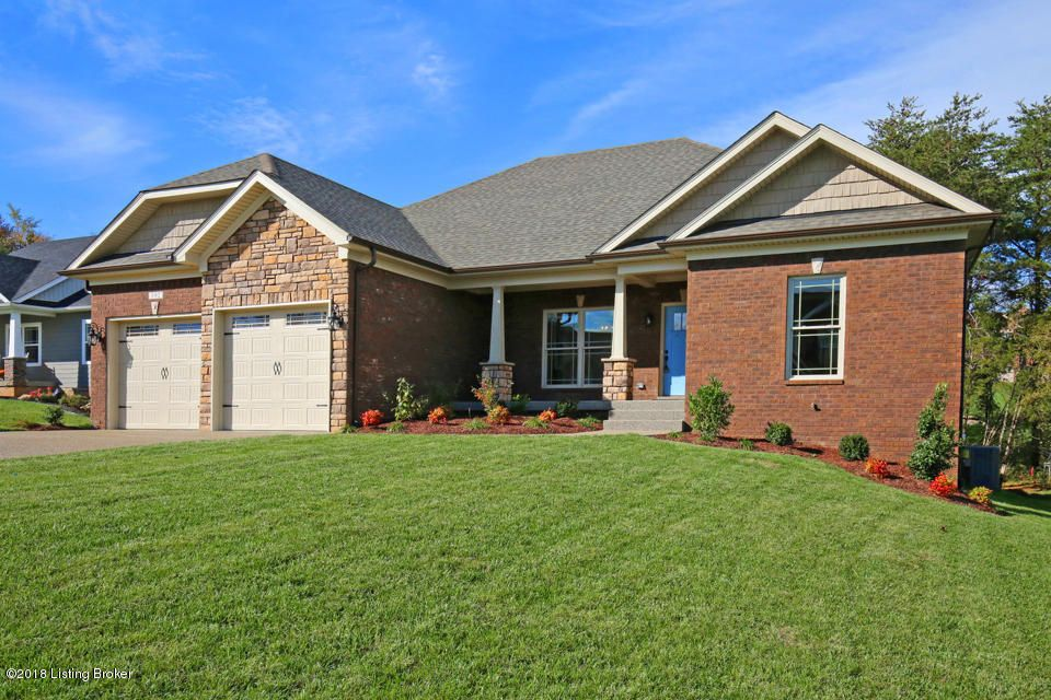 Single Family Home for Sale at 192 Fallen Branch Court 192 Fallen Branch Court Mount Washington, Kentucky 40047 United States