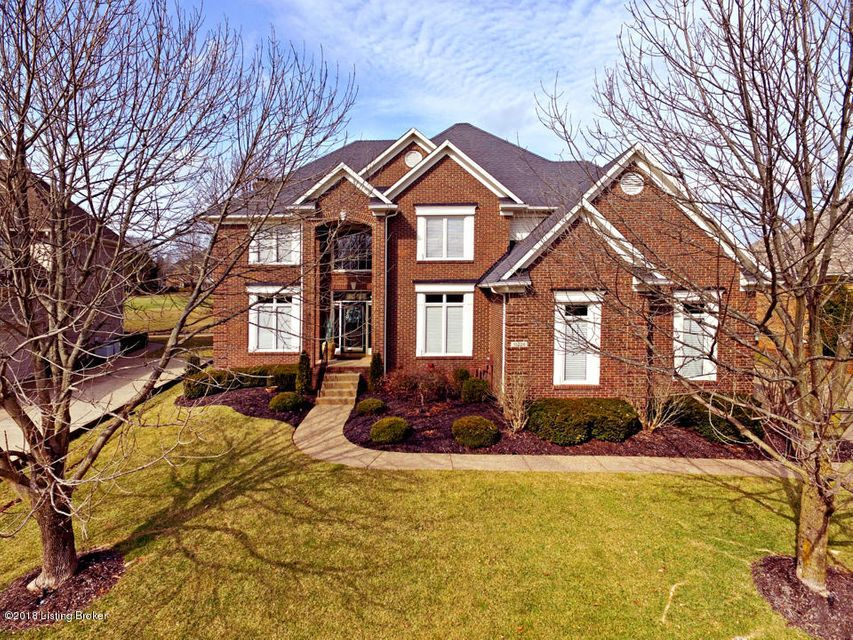 Single Family Home for Sale at 15226 Champion Lakes Place 15226 Champion Lakes Place Louisville, Kentucky 40245 United States