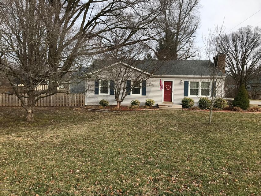 Single Family Home for Sale at 6410 2nd Street 6410 2nd Street Westport, Kentucky 40077 United States