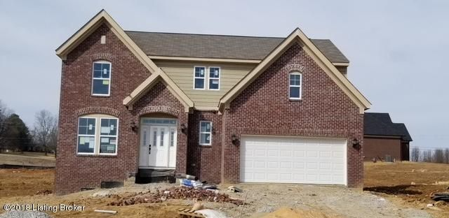 Single Family Home for Sale at 273 Copper Creek Drive 273 Copper Creek Drive Mount Washington, Kentucky 40047 United States