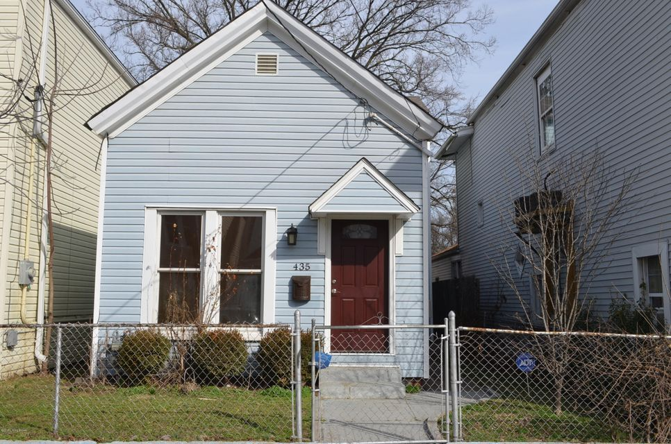Single Family Home for Sale at 435 E Ormsby Avenue 435 E Ormsby Avenue Louisville, Kentucky 40203 United States