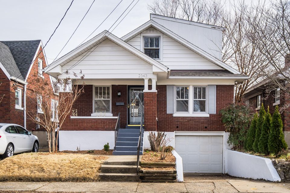 Single Family Home for Sale at 2343 Lansdowne Avenue 2343 Lansdowne Avenue Louisville, Kentucky 40217 United States