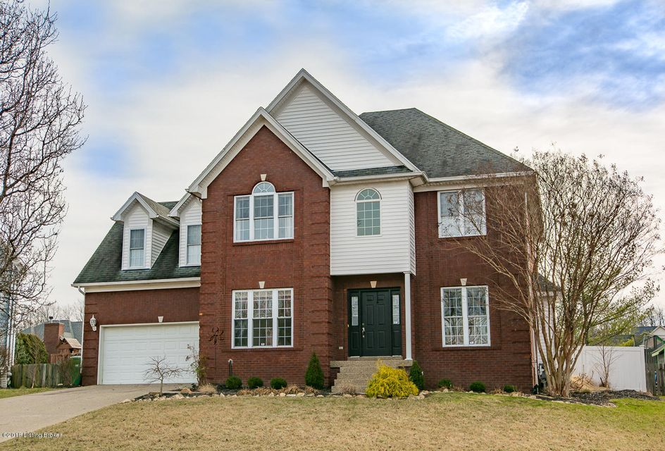 Single Family Home for Sale at 11715 Hancock Trace Court 11715 Hancock Trace Court Louisville, Kentucky 40245 United States