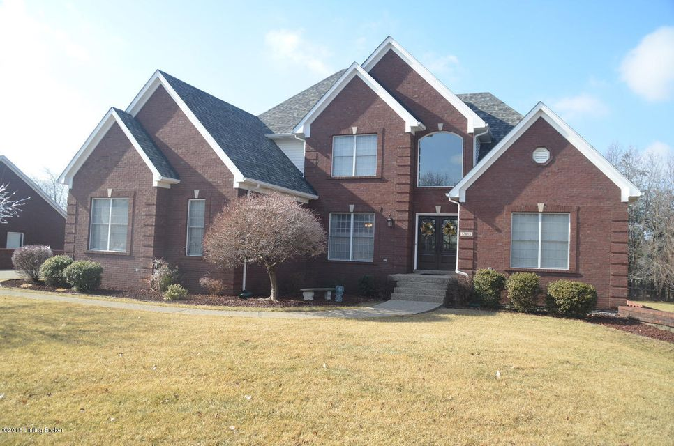 Single Family Home for Sale at 17615 Curry Branch Road 17615 Curry Branch Road Louisville, Kentucky 40245 United States