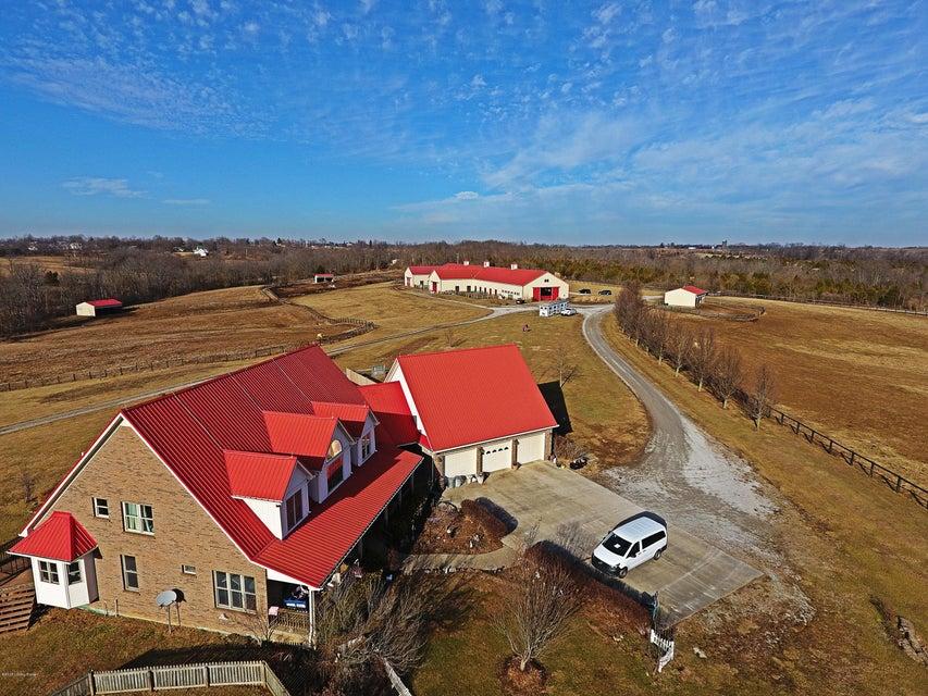 Single Family Home for Sale at 541 McCoun Road 541 McCoun Road Smithfield, Kentucky 40068 United States