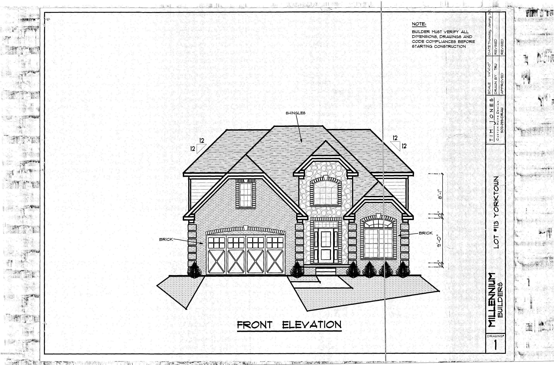 Single Family Home for Sale at 401 Grand Oak Blvd 401 Grand Oak Blvd Shepherdsville, Kentucky 40165 United States