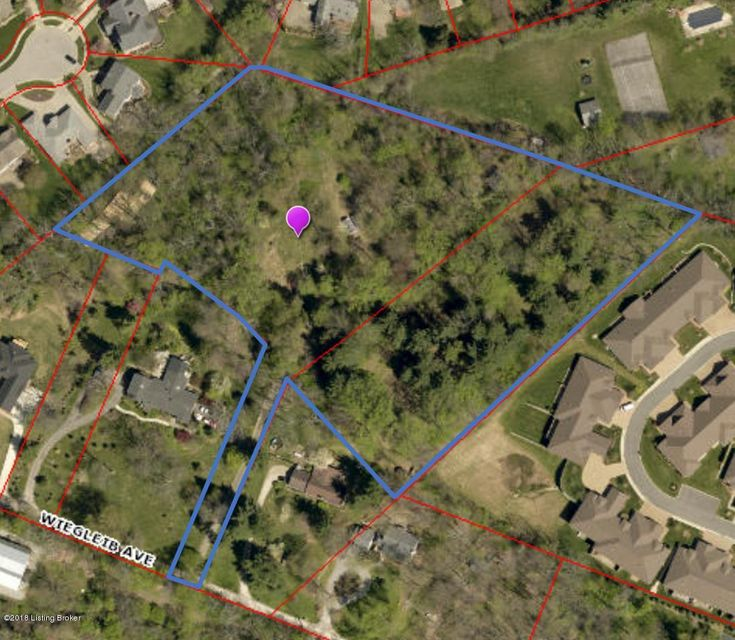 Land for Sale at 10201 Wiegleib 10201 Wiegleib Louisville, Kentucky 40223 United States