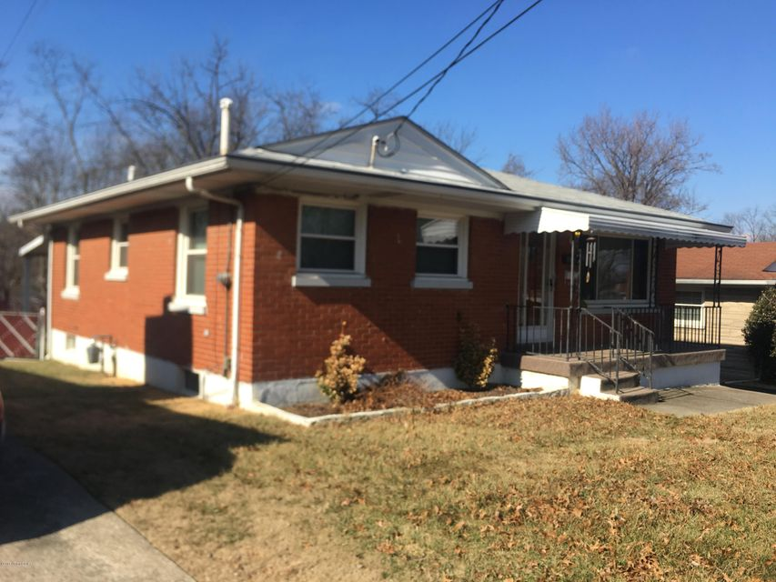 Single Family Home for Sale at 4410 Mann Avenue 4410 Mann Avenue Louisville, Kentucky 40215 United States