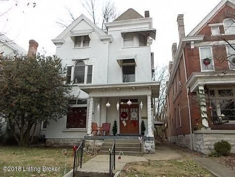 Single Family Home for Rent at 1314 HIGHLAND Avenue 1314 HIGHLAND Avenue Louisville, Kentucky 40204 United States