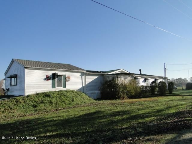Single Family Home for Sale at 129 Henry Hathorne Lane 129 Henry Hathorne Lane Rhodelia, Kentucky 40161 United States