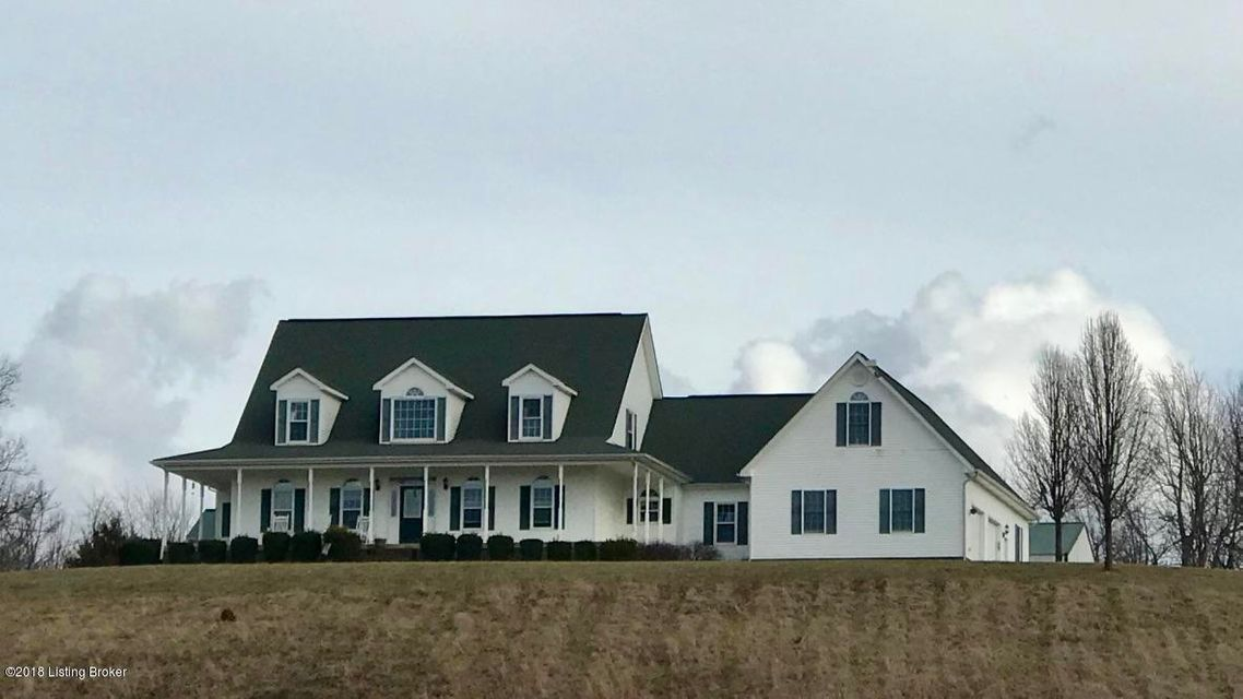 Single Family Home for Sale at 76 Grant Road 76 Grant Road Leitchfield, Kentucky 42754 United States