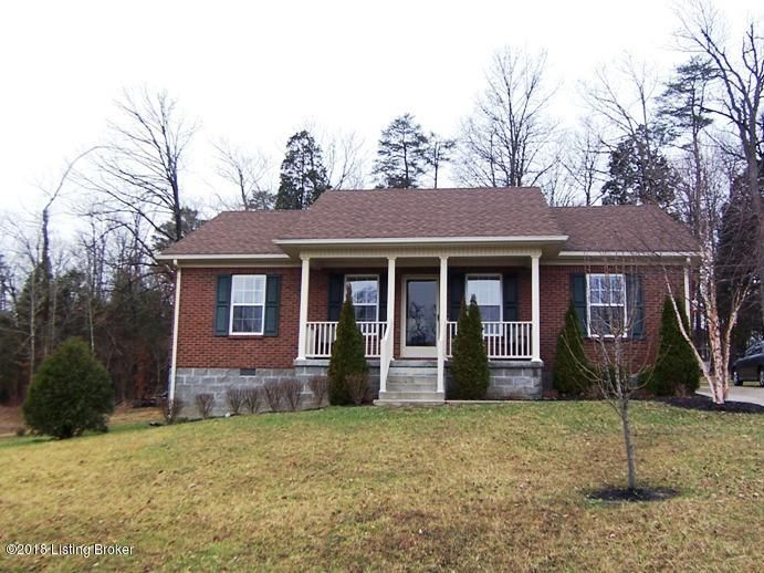 Single Family Home for Sale at 180 Peabody Loop 180 Peabody Loop Coxs Creek, Kentucky 40013 United States