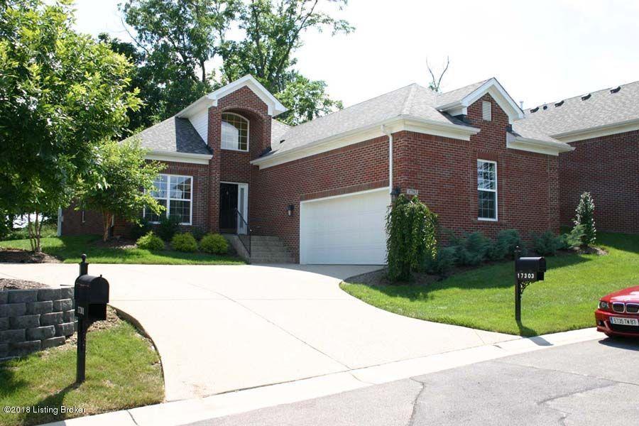 Condominium for Sale at 17303 Seven Green Lane 17303 Seven Green Lane Louisville, Kentucky 40245 United States