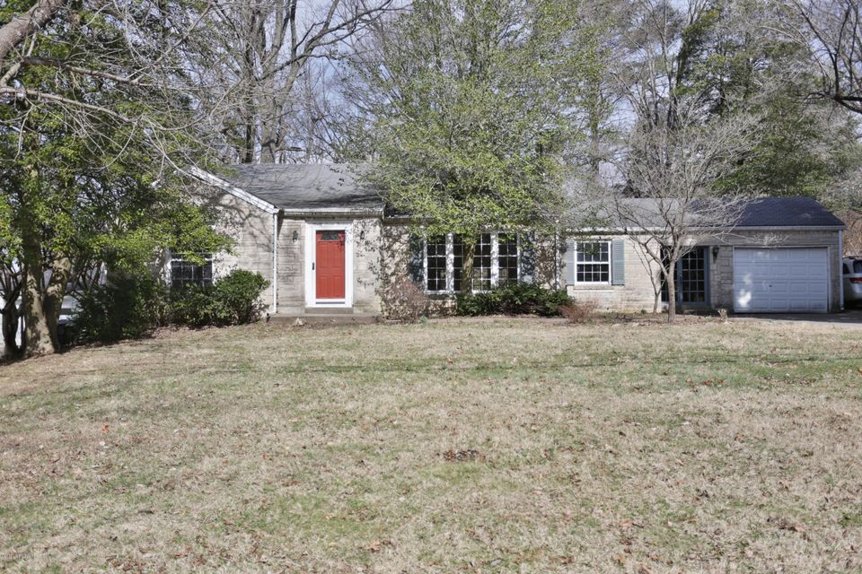 Single Family Home for Sale at 9713 Old Six Mile Lane 9713 Old Six Mile Lane Jeffersontown, Kentucky 40299 United States