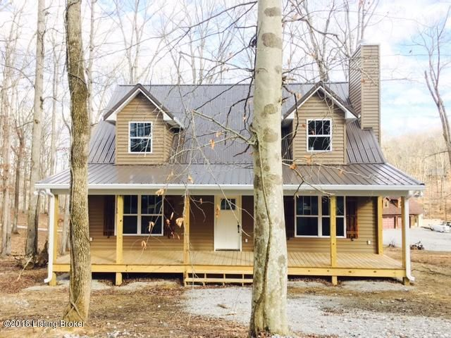 Single Family Home for Sale at 3 Michaels Cove Drive 3 Michaels Cove Drive Leitchfield, Kentucky 42754 United States