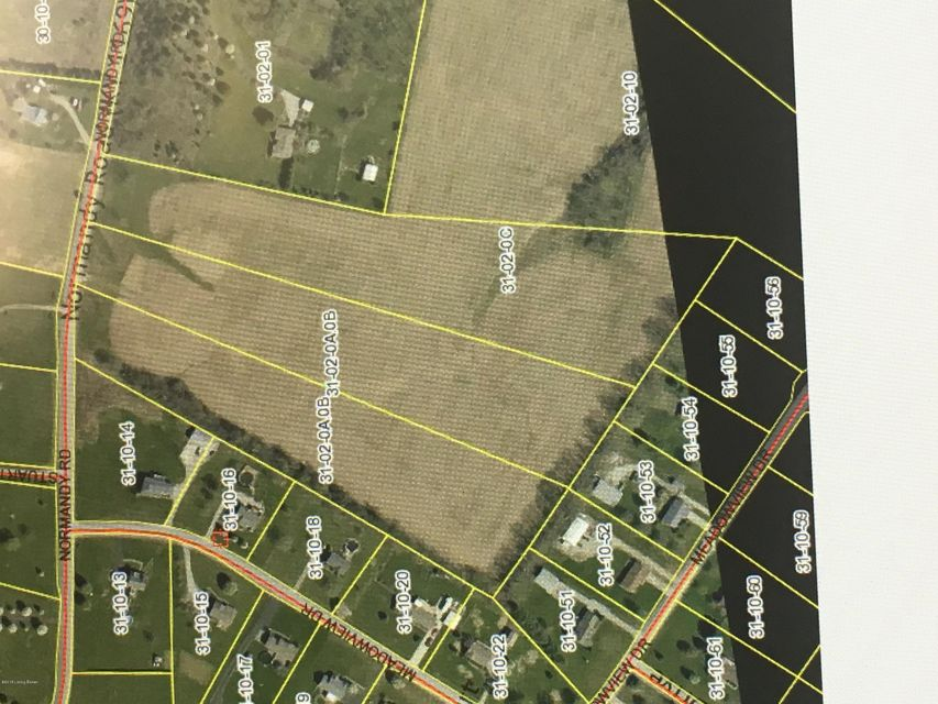 Land for Sale at 1 Normandy 1 Normandy Taylorsville, Kentucky 40071 United States