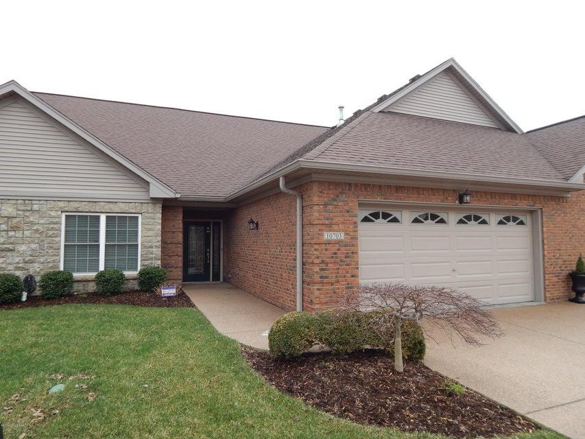 Condominium for Sale at 10703 Riva Road 10703 Riva Road Louisville, Kentucky 40223 United States