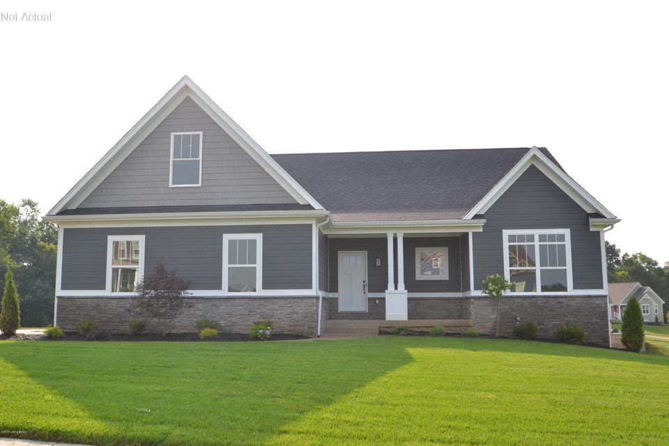 Single Family Home for Sale at 4802 Deerfield Place 4802 Deerfield Place Smithfield, Kentucky 40068 United States